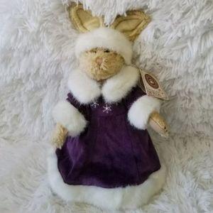 "Boyds Bears Emily Babbit Bunny Rabbit 9"""